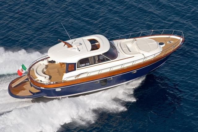Apreamare 60 yachts trade for Cantieri apreamare